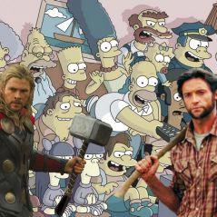 Les Simpson : Chris Hemsworth et Hugh Jackman bientôt dans la série ?