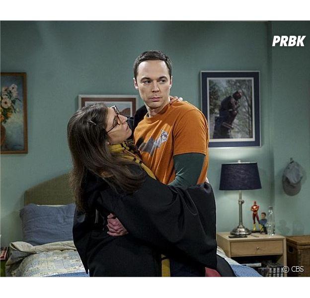 The Big Bang Theory saison 11 : Sheldon et Amy mariés cette année ?
