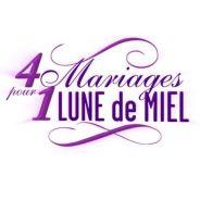 4 mariages pour 1 lune de miel : le marié débarque en short !