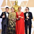 Sam Rockwell, Frances McDormand, Allison Janney et Gary Oldman gagnants aux Oscars 2018