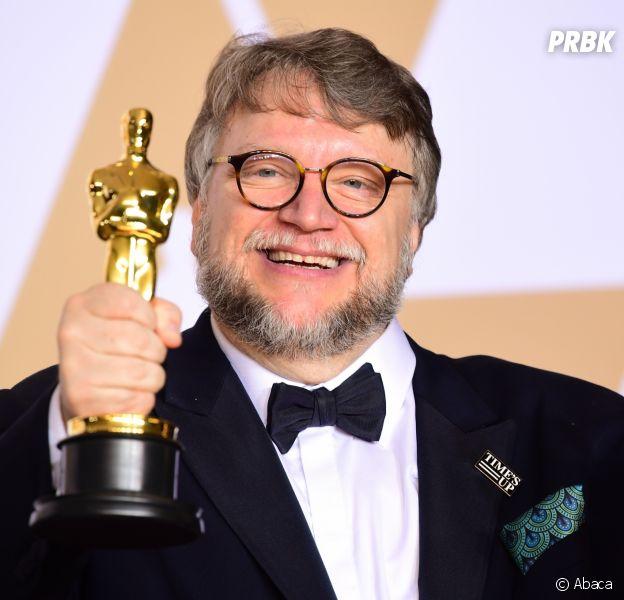 Guillermo del Toro et La forme de l'eau gagnants aux Oscars 2018