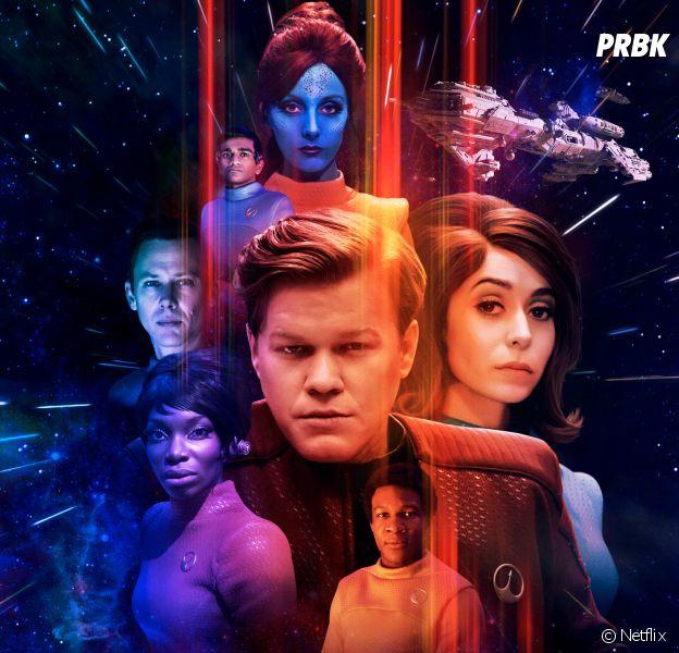 Black Mirror : une saison 5 officiellement commandée par Netflix