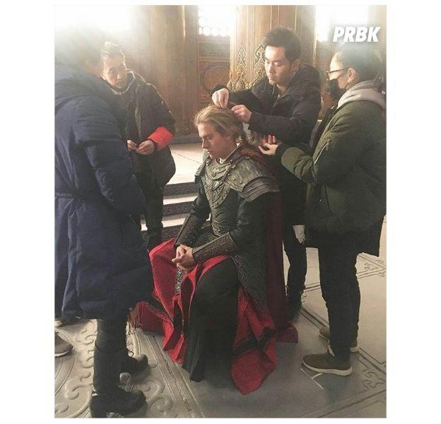 Game of Thrones saison 8 : Dylan Sprouse, futur papa de Jon Snow ?