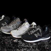 New Balance s'associe à Swarovski pour des sneakers de princesse 👸🏼