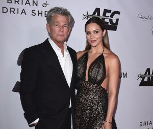 Katharine McPhee (Scorpion) en couple avec David Foster