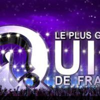 Le plus grand quizz de France 2010 ... 250 000 euros à gagner ... Tentez votre chance