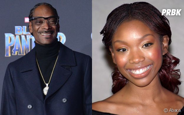Snoop Dogg est le cousin de Brandy