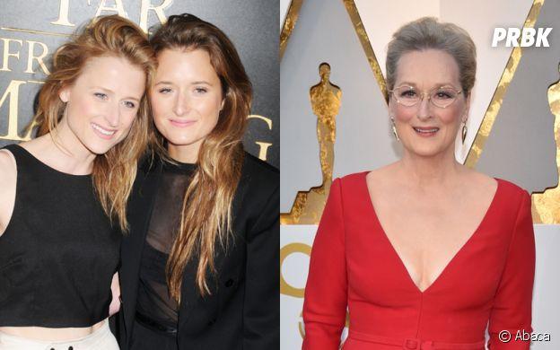 Grace et Mamie Gummer sont les filles de Meryl Streep