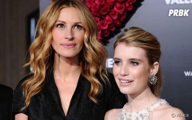 Julia Roberts est la tante d'Emma Roberts