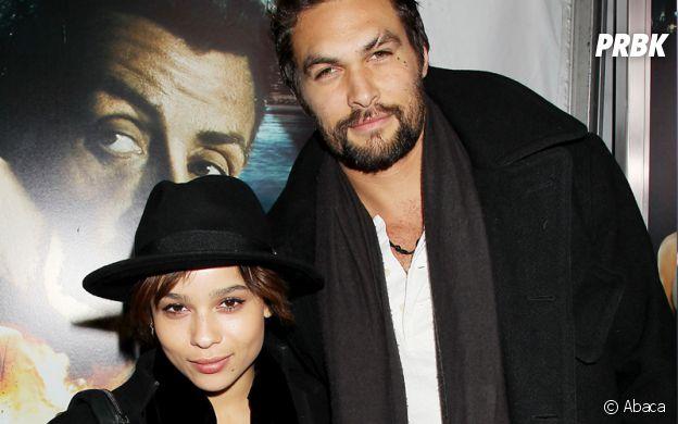 Zoe Kravitz est la belle fille de Jason Momoa