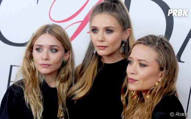 Elizabeth Olsen est la petite soeur des jumelles Mary-Kate et Ashley