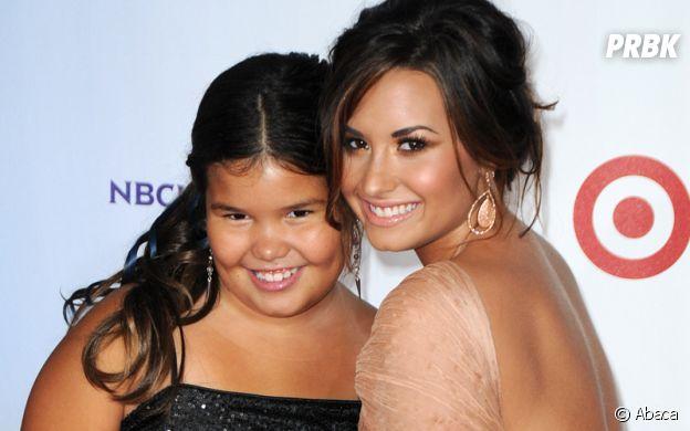 Demi Lovat est la demi-soeur de Madison La Garza