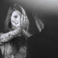 Nikos Aliagas : son projet de nu artistique avec Fanny Maurer se dévoile en vidéo