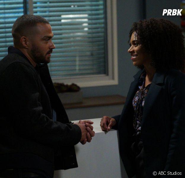 Grey's Anatomy saison 14 : le couple Jackson/Maggie met toujours les fans en colère