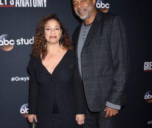 Debbie Allen et son mari Norm Nixon
