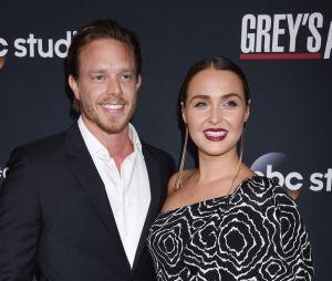 Camilla Luddington et son fiancé Matthew Alan