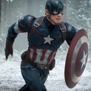 Chris Evans raccroche le costume de Captain America après Avengers 4