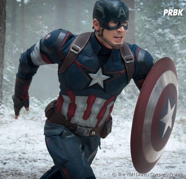 Chris Evans annonce qu'il ne jouera plus Captain America après Avengers 4