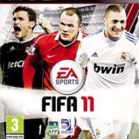 Fifa 11 ... La jaquette du jeu (non officiel)