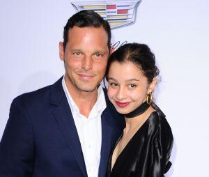 Justin Chambers et sa fille Kaila