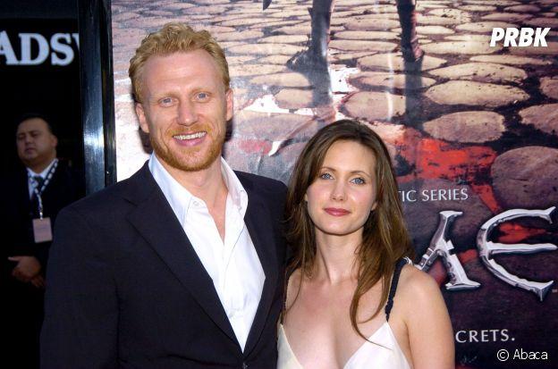 Kevin McKidd et sa première femme Jane Parker