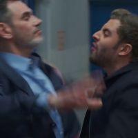 """Plus belle la vie : Abdel attaque Patrick Nebout """"Tu vas crever !"""""""