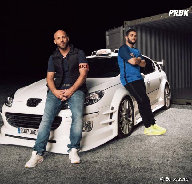 Taxi 5 : 3 raisons de voir le film porté parFranck Gastambide et Malik Bentalha