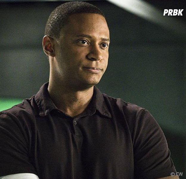 Arrow saison 6 : Diggle bientôt dans The Flash et... bientôt tué ?