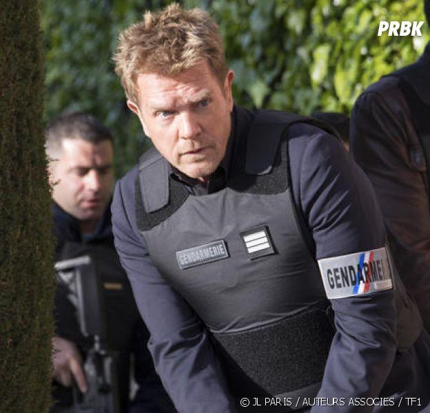 """Section de recherches saison 12 : """"J'avais du mal avec mon personnage Martin"""", Xavier Deluc avoue"""