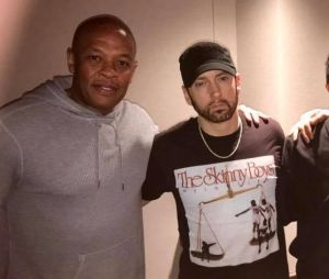 Eminem en studio avec Snoop Dogg et Dr Dre : futures collaborations en vue ?
