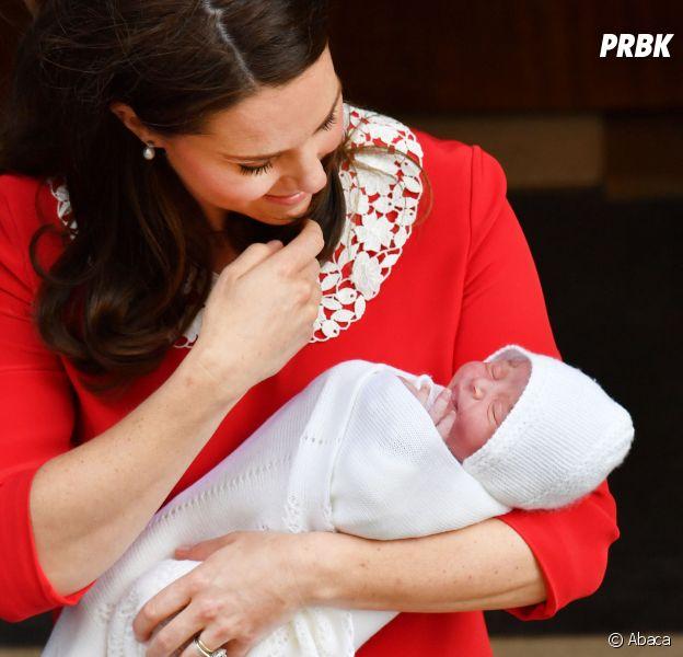 Kate Middleton et le Prince William : le prénom de leur fils dévoilé après une bourde ?