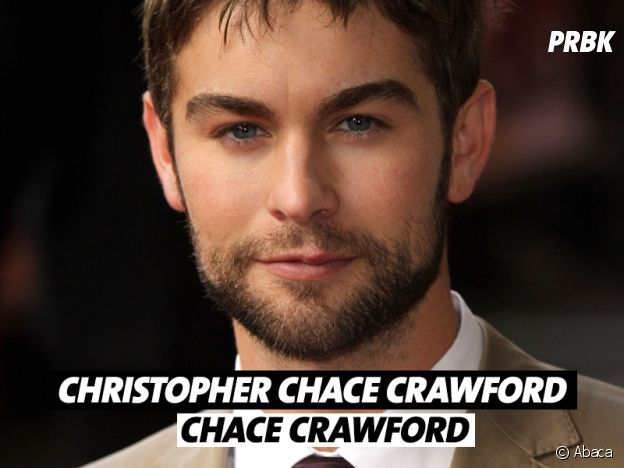 Le vrai nom de Chace Crawford