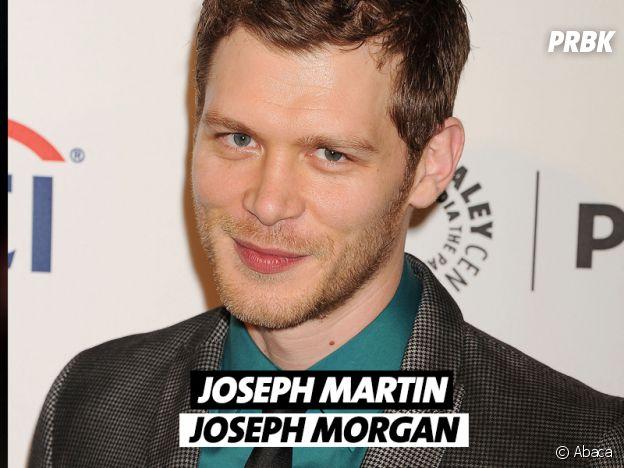 Le vrai nom de Joseph Morgan