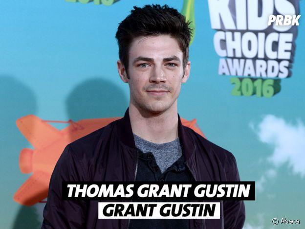 Le vrai nom de Grant Gustin