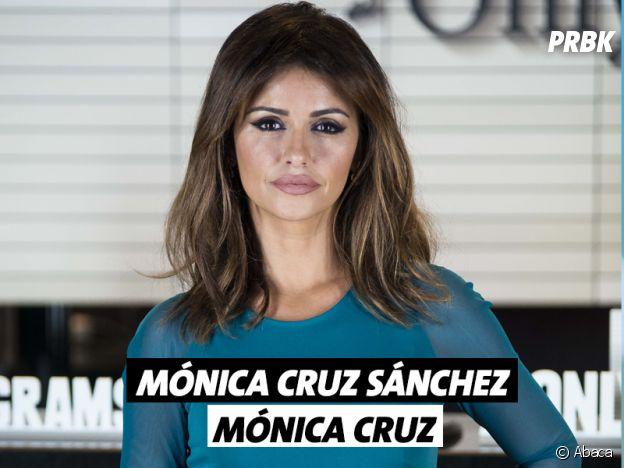 Le vrai nom de Monica Cruz
