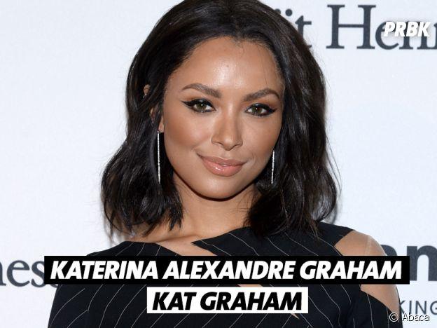 Le vrai nom de Kat Graham