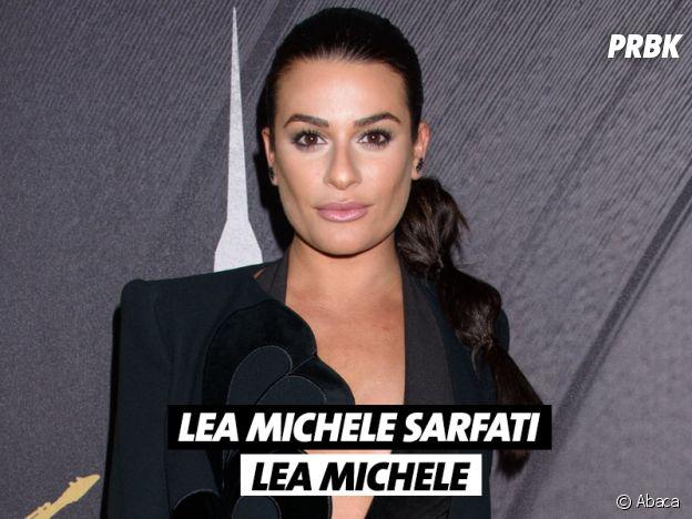 Le vrai nom de Lea Michele
