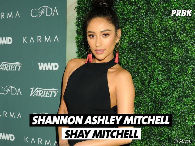 Le vrai nom de Shay Mitchell