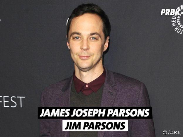 Le vrai nom de Jim Parsons