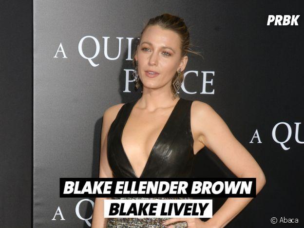 Le vrai nom de Blake Lively