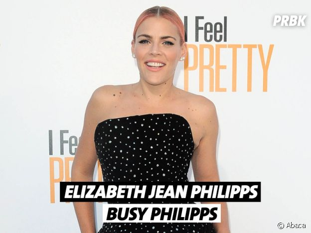 Le vrai nom de Busy Philipps