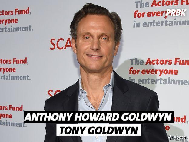 Le vrai nom de Tony Goldwyn