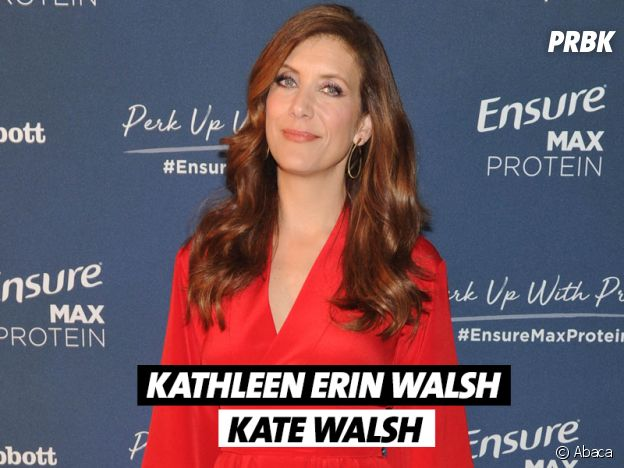 Le vrai nom de Kate Walsh