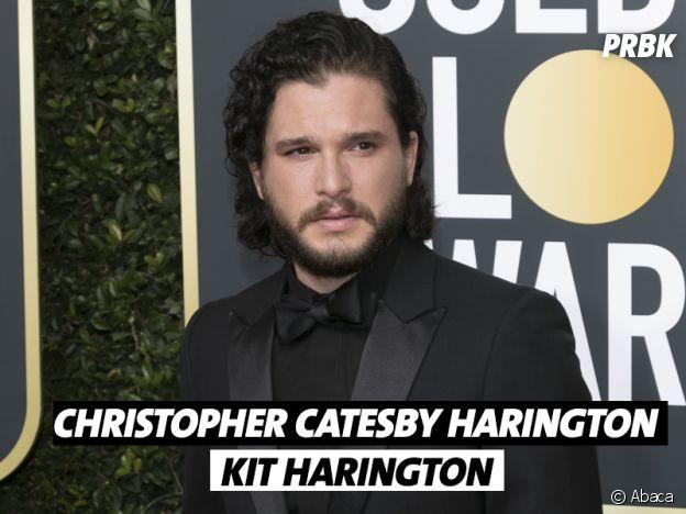 Le vrai nom de Kit Harington