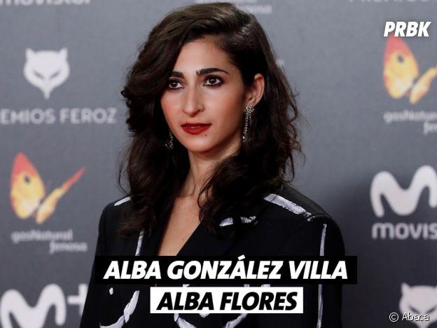 Le vrai nom de Alba Flores