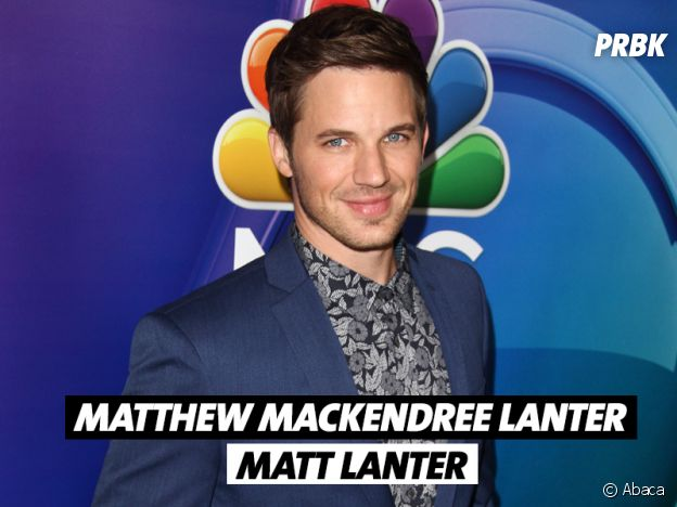 Le vrai nom de Matt Lanter