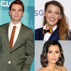KJ Apa, Blake Lively, Nina Dobrev... : découvrez les vrais noms des stars de séries