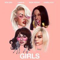 """Girls"" : Rita Ora invite Bebe Rexha, Charli XCX et Cardi B sur son nouveau single percutant 🎵"