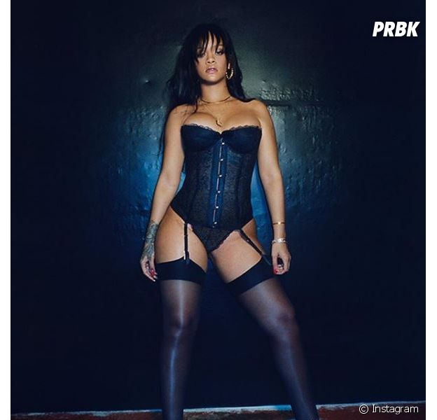 Savage x Fenty : Rihanna dévoile sa ligne de lingerie ultra sexy pour toutes les femmes !