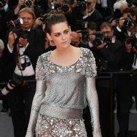 Kristen Stewart : marre des talons, elle termine sa montée des marches pieds nus à Cannes 2018